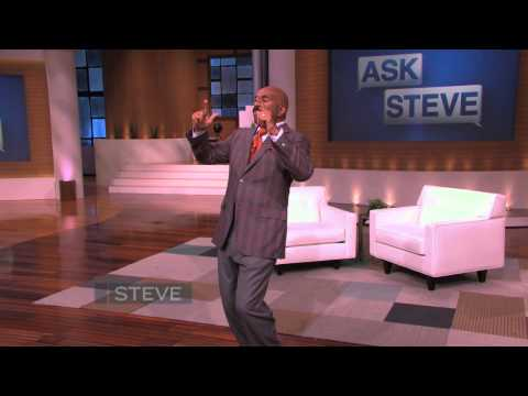 Ask Steve - I wanna be an old cussing man!