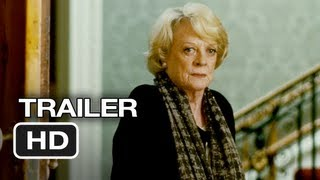 Quartet Official Trailer (2012) - Dustin Hoffman Movie HD
