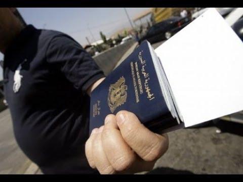 شاهد بالفيديو: تجديد جواز السفر معاناة أخرى للسوريين خارج الوطن