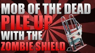 Black Ops 2 Zombies Glitches: Mob of the Dead Glitches: Solo & Team Glitch: Pile up (BO2 Glitches)