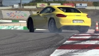 2013 Porsche Cayman S Thrashed - CHRIS HARRIS ON CARS