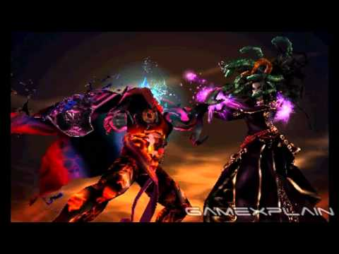 Kid Icarus Uprising - Final Hades Boss Battle & Ending (3DS Direct Feed)