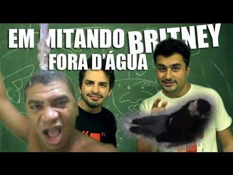 EM MITANDO BRITNEY FORA D'ÁGUA no Fórmula 404 F404 #41 Fórmula 404 com Bruno Motta e Leandro Nassif