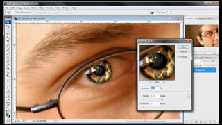 Photoshop Tutorial: Teeth Whitening and Eye Enhancement