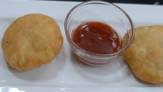 Onion Kachori..