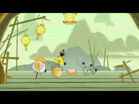 Angry Birds Seasons - Year of the Dragon Teaser