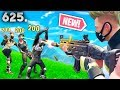 WHY *NEW* SCAR IS OVERPOWERED..!! Fortnite Funny WTF Fails and Daily Best Moments Ep.625