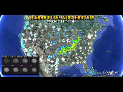 Nexrad Weather Control: Tornado Creation 201A
