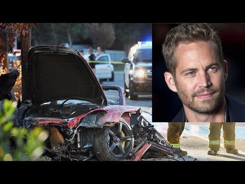 Paul Walker Dead The Fast and Furious Star Dies in Fiery Car