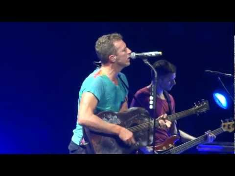 Coldplay Violet Hill Live Montreal 2012 HD 1080P
