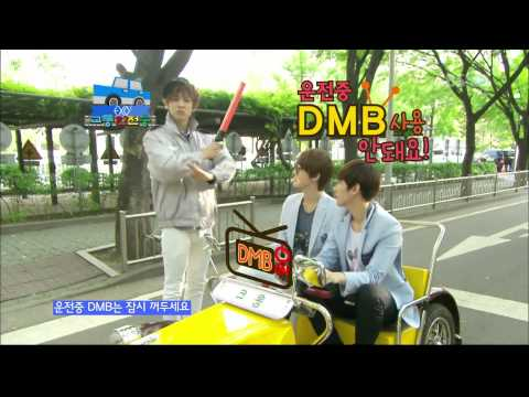 [120603] EXO-K Traffic Safety Song (HD) 1080p.