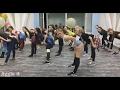 Dancehall workshop by Polina Dubkova (Khanty-Mansiysk 2017) | Vybz Kartel -BICYCLE RIDE (soca remix)