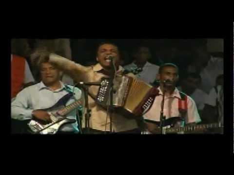 """Dagoberto """"El Negrito"""" Osorio - Locos por Jesucristo en vivo"""