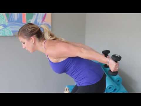 Slim 'n' Sculpted Arm Workout for Women: 10 min Trainer