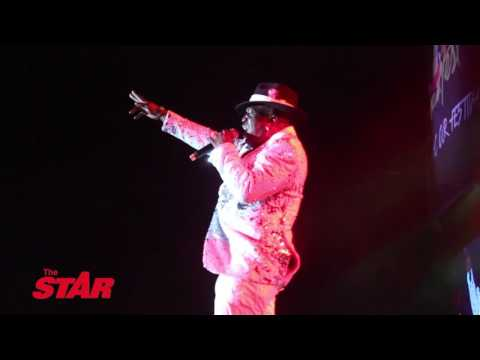 REGGAE SUMFEST 2016: Reggae Night highlights