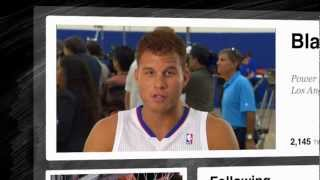 Blake Griffin&amp;#39;s Social Media Profile