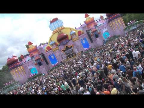 Be-dance.be aftermovie - Tomorrowland 2011