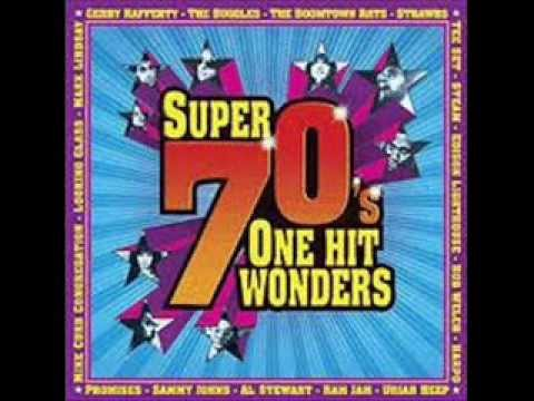The Greatest One Hit Wonders of the 70s - A  70s Music Compilation