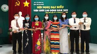 HỘI NGHỊ ĐẠI BIỂU VIÊN CHỨC LAO ĐỘNG NĂM 2020