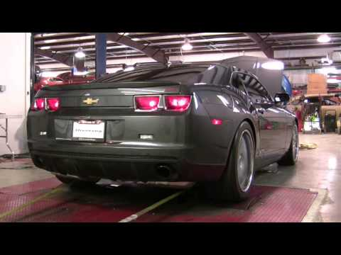 World-s First LS9-Powered 2010 Camaro SS Dyno Pull