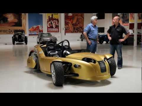 Jay Leno's Garage: 2012 Campagna Motors V13R