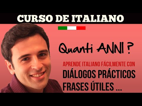 Curso de Italiano 2 Aprender Italiano - Frases en Italiano