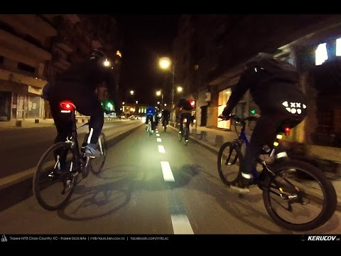 VIDEOCLIP Masa Critica Bucuresti - Februarie 2017 (Bucharest Critical Mass)