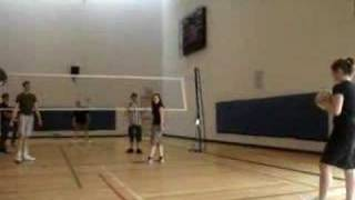 more cool volleyball playing