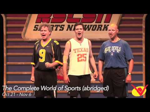 The Complete World of Sports (abridged) by Reduced Shakespeare Company
