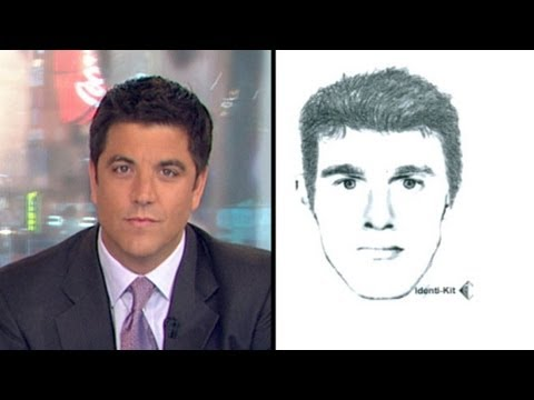 Suspect Looks Like Not 1 Reporter, But 2! GMAs Josh Elliotts Police Sketch Doppelganger
