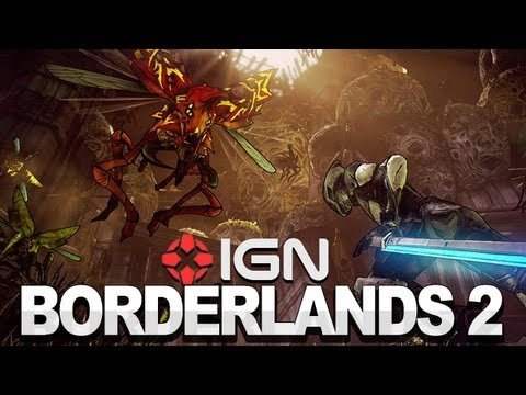 Borderlands 2 Gameplay: Assassin Class Commentary