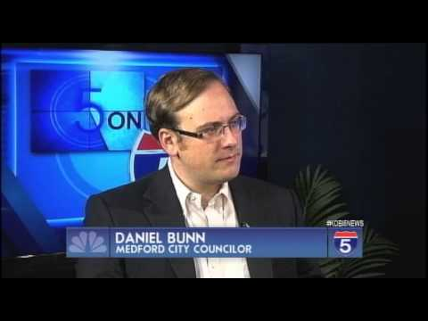 Daniel Bunn - Medford City Councilor