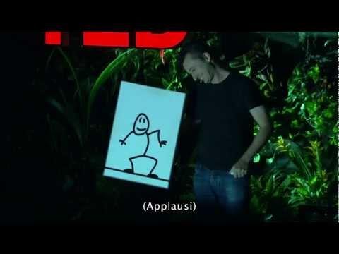 TEDItalia - Realtà aumentata, tecno-magia: Marco Tempest