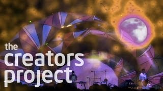 Animal Collective and Creators Project Debuted Live Videos