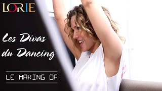 Lorie - Les divas du dancing ( making-of )