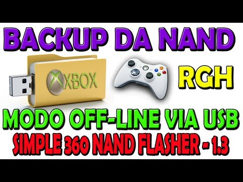 simple 360 nand flasher 1.3