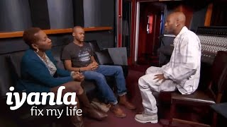 DMX Lashes Out On Iyanla On Fix My Life