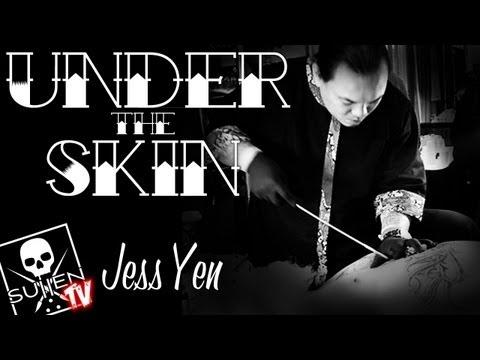 Under the Skin - Jess Yen