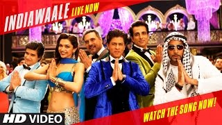 INDIAWAALE Official Song - Happy New Year