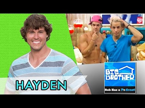 Big Brother 16 Episode 15 Recap | Hayden Moss talks BB16 on July 27, 2014