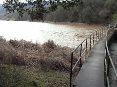 Searsville Dam and Reservoir- Beyond Searsville Dam