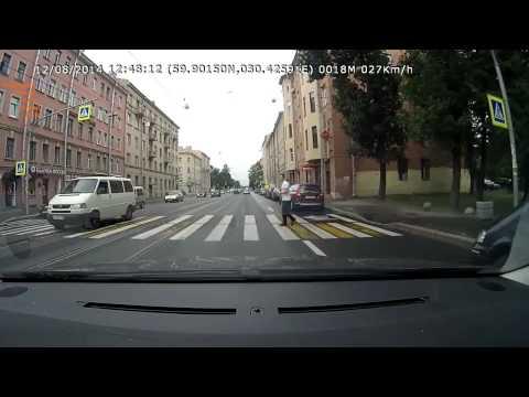 Подборка дтп   Охотники за пешеходами