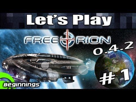 لعبة حروب الفضاء المجانية FreeOrion