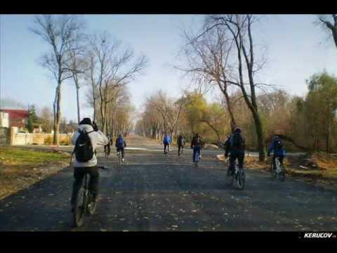 VIDEOCLIP Traseu MTB Bucuresti - Lacul Chitila - Palatul Mogosoaia