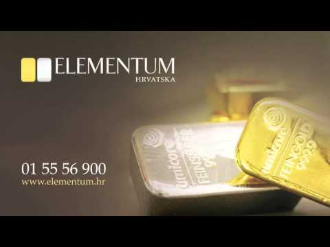 Elementum plemenite kovine