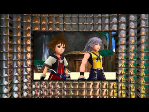 KINGDOM HEARTS 3D [Dream Drop Distance]  Trailer 01