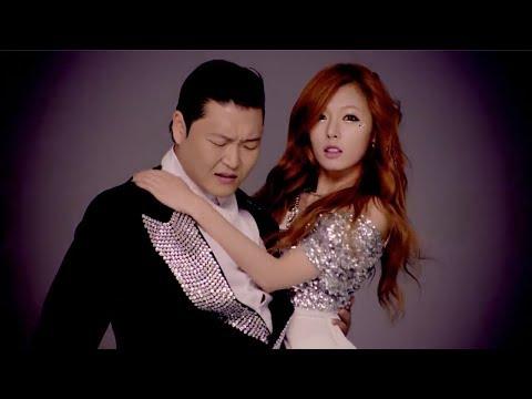 Gangnam Style PSY  Hyuna