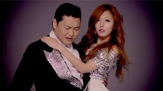 PSY (ft. HYUNA) &amp;#50724;&amp;#48740; &amp;#46385; &amp;#45236; &amp;#49828;&amp;#53440