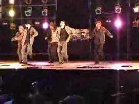 Japenese popular dance (Hip-Hop)