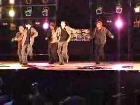 Japenese popular dance (Hip-Hop)